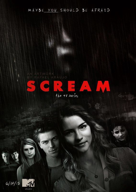 Mtv Scream Season 3 Free Live Stream Scream Tv Series Mtv