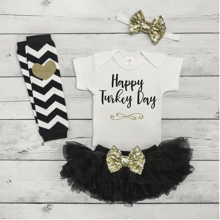 Baby Girl Thanksgiving Outfit 1st Thanksgiving Girl Thanksgiving Baby Outfit Thanksgiving Baby Girl Outfit Infant Thanksgiving Outfit T044S