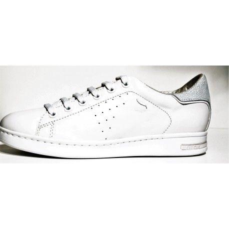 Geox jaysen blanc www.cardel-chaussures.com