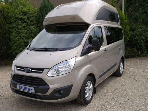 Ford Transit Custom Nugget, Westfalia Umbau