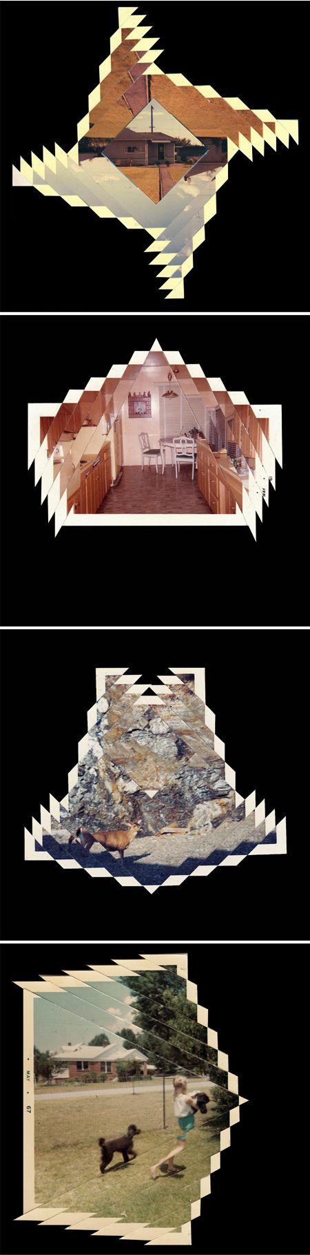 "Randy Grskovic : ""Found Photographs II"" series"