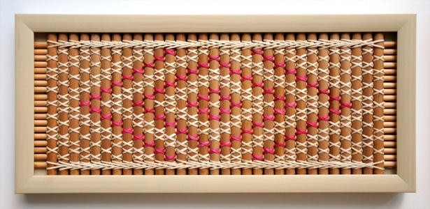 Kohai Grace Kura Gallery Maori Art Design New Zealand Weaving Tukutuku Panel Patikitiki kiekie rimu