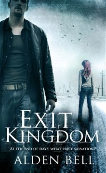 COMING SOON TO PAPERBACK: Exit Kingdom