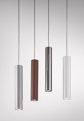 """Suspended lamp - """"Cylinder"""" BUY IT NOW ON www.dezzy.it!"""
