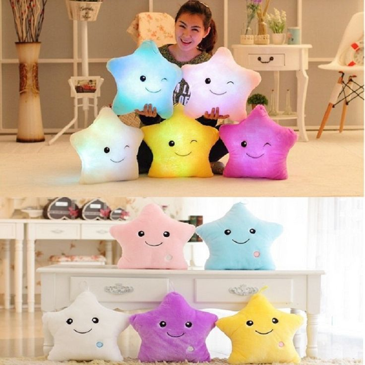 Check out the site: www.nadmart.com   http://www.nadmart.com/products/luminous-pillow-christmas-toys-led-light-pillowplush-pillow-hot-colorful-starskids-toys-free-shipping-birthday-gift/   Price: $US $8.99 & FREE Shipping Worldwide!   #onlineshopping #nadmartonline #shopnow #shoponline #buynow