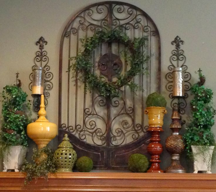 The Tuscan Home Tuscan Style Home Decor Pinterest