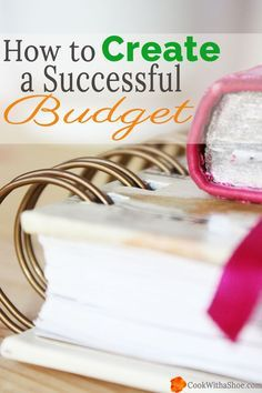 Does budgeting stress you out?? It did for me too, until I discovered 3 secrets which transformed my failing attempts into a successful budget! And they can do the same for you too!! |Cook With a Shoe