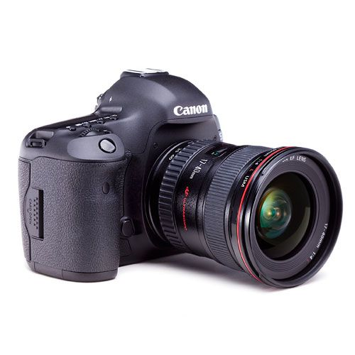 The Best Digital SLR Cameras