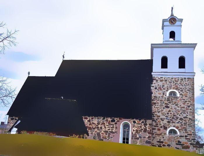 Rauman kirkko