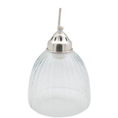Lampa, glas
