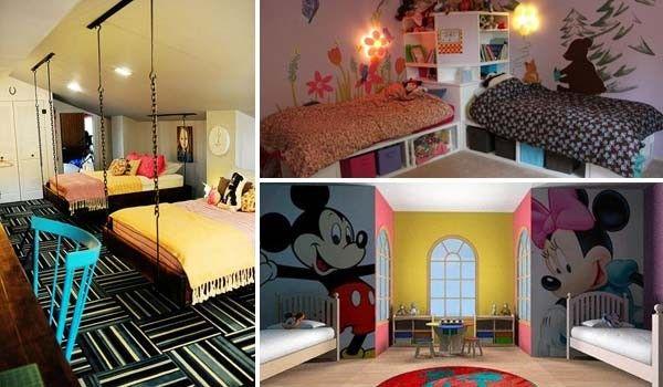 Bývajú aj vaše deti v spoločnej izbe? Pozrite si 20 čarovných nápadov na zdieľané dievčensko-chlapčenské detské izby na http://www.tojenapad.sk/20-carovnych-napadov-na-zdielane-dievcensko-chlapcenske-detske-izby/  #izba #room #dievčatko #chlapček #boy #girl #design #dizajn #tojenápad