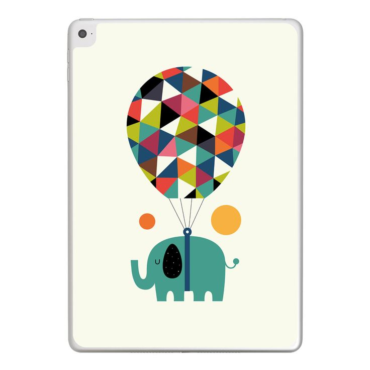 Fly High and Dream Big iPad Tablet Skin