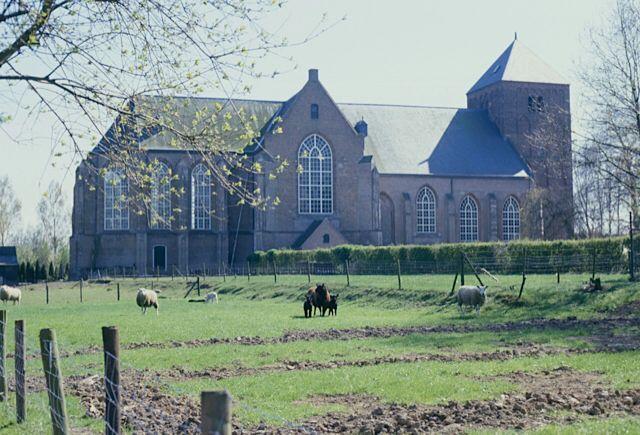 Lambertuskerk, foto 1983 Foto Toos de Bont