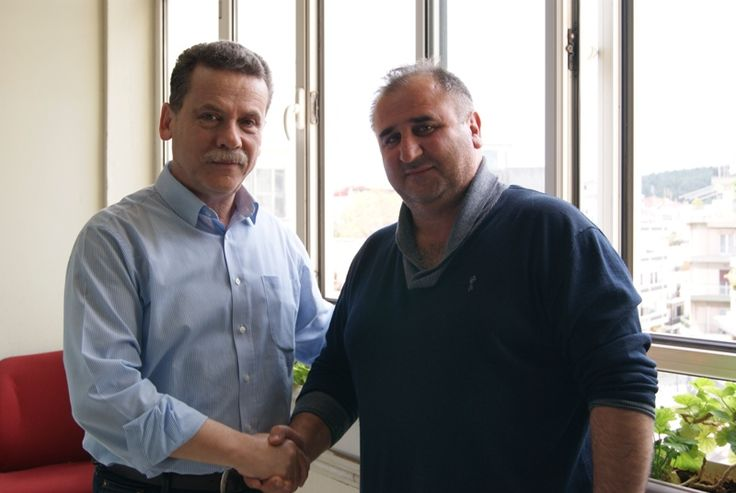 Ο Ιερεμίας (Ερρίκος) Δαβιδόπουλος, υποψήφιος με το συνδυασμό «Ενότητα για το Δήμο Κοζάνης»