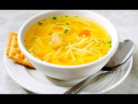 Куриный суп с секретом! Пальчики оближешь - Кулинарные рецепты