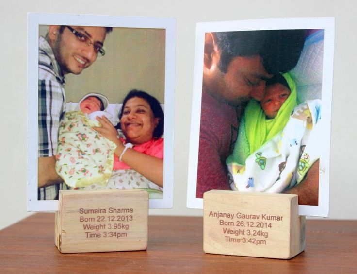 Customized gifts  #baby #photo_holder #insta_pic