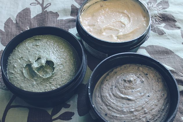 3 best LUSH Cosmetics face masks