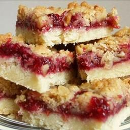 Lemon Raspberry Bars on BigOven: Try this recipe for Lemon Raspberry Bars, or post your own Lemon Raspberry Bars recipe