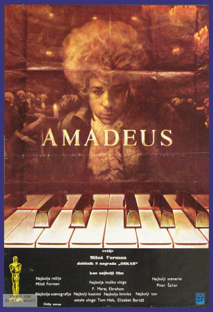 an analysis of the film amadeus by peter shaffer Dive deep into peter shaffer's amadeus with extended analysis, commentary,  and discussion  an overwhelmingly popular film version was released in 1984.