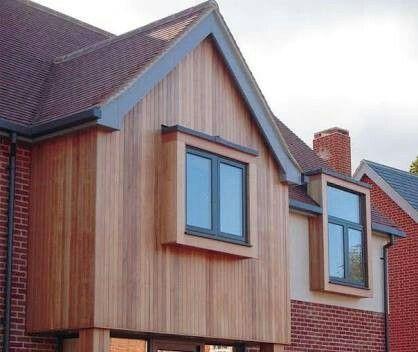 1000 Ideas About House Cladding On Pinterest Oak
