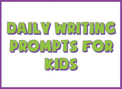 writing assignments for kids Do you like writing in english in this section you can practise writing different types of texts with an example to help you read, write.