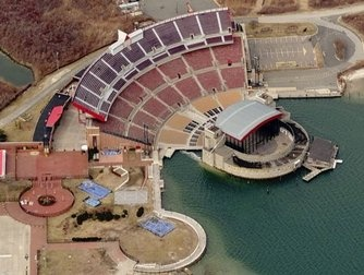 Nikon at Jones Beach Theater (Wantagh) - Amphitheater | Concert Venue in New York...my favorite here on Long Island..saw Santana & The Allman Brothers this summer!