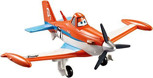 Disney Planes: Fire & Rescue Jumbo Racer Dusty Vehicle