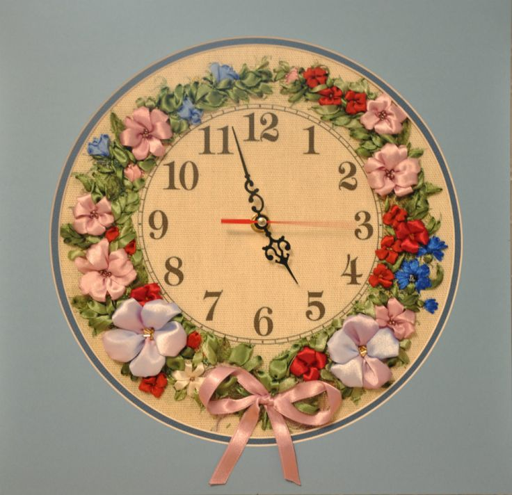 Gallery.ru / Фото #7 - Моя вышивка лентами - midnight-rose