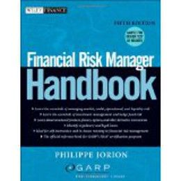 http://baotoanvon.com/books/0470479612.isbn Financial Risk Manager Handbook (Wiley Finance) (Paperback) , quantitative finance , risk management The essential reference for financial risk management Filled with in-depth insights and practical advice, the Financial Risk Manager Handbook is the core text for risk management training programs worldwide. Presented in a clear and consistent fashion, this completely updated Fifth Edition-which comes with an interactive CD-ROM containing hundreds …