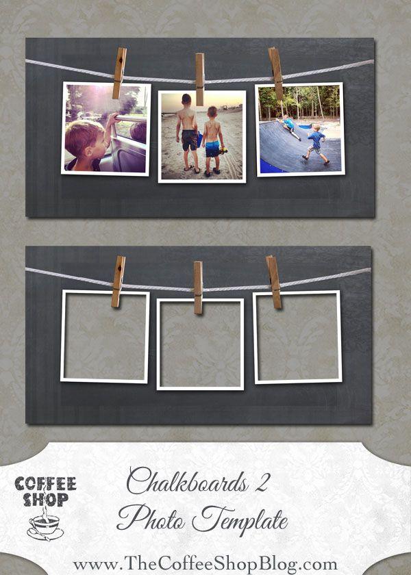 The CoffeeShop Blog: CoffeeShop Chalkboard 2: Photo Storyboard!