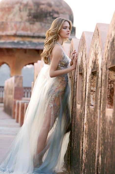 Natalia Vodianova SSL We have the same birthday...so basically she's my new favorite supermodel