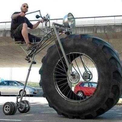 Rat Trike