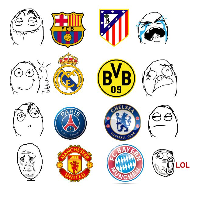 UEFA Champions League , Games and Reaction - Football
