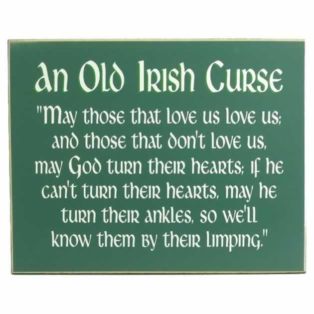 1183 Best Irish Blessings Sayings Amp Symbols Images On