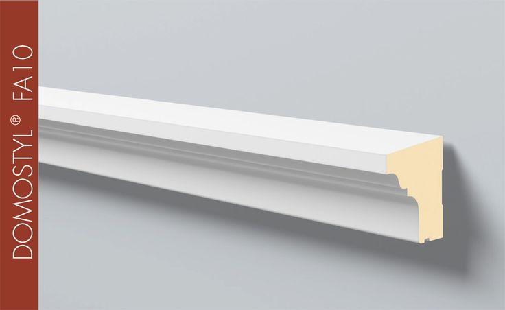 DOMOSTYL® FA10 / H 125 x W 100 mm / L 2m