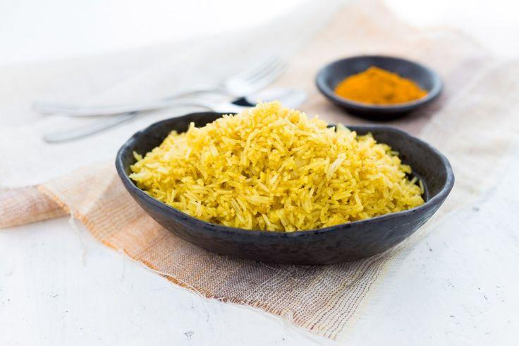 riso al curry ricetta
