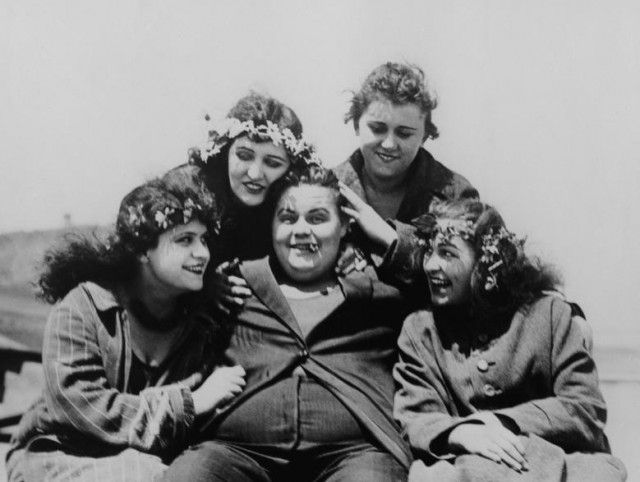 Scandals of Classic Hollywood: The Destruction of Fatty Arbuckle | The Hairpin