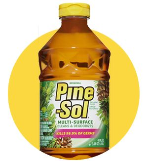 Get tips on how to clean hardwood floors. Learn the secret to making your wood floors gleam, look spotless and smell Pine-Sol® fresh now!