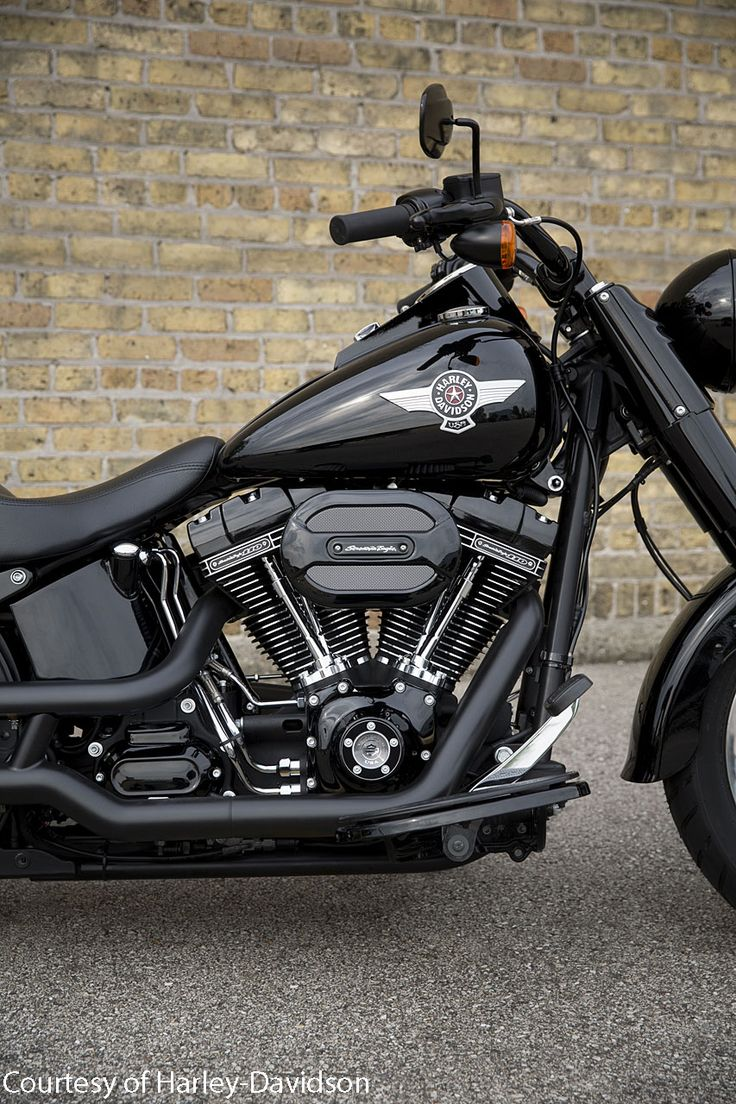2016 Harley-Davidson The 2016 Softail Slim S is one of the first production Harley to receive the Screamin' Eagle Twin Cam 110 engine formerly reserved for CVO models.