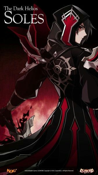 Elsword - Solace