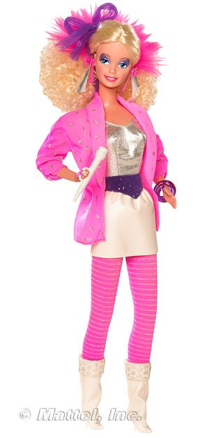 Barbie from Barbie and the Rockers