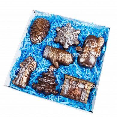 "Шоколадный набор ""Новогодний"""