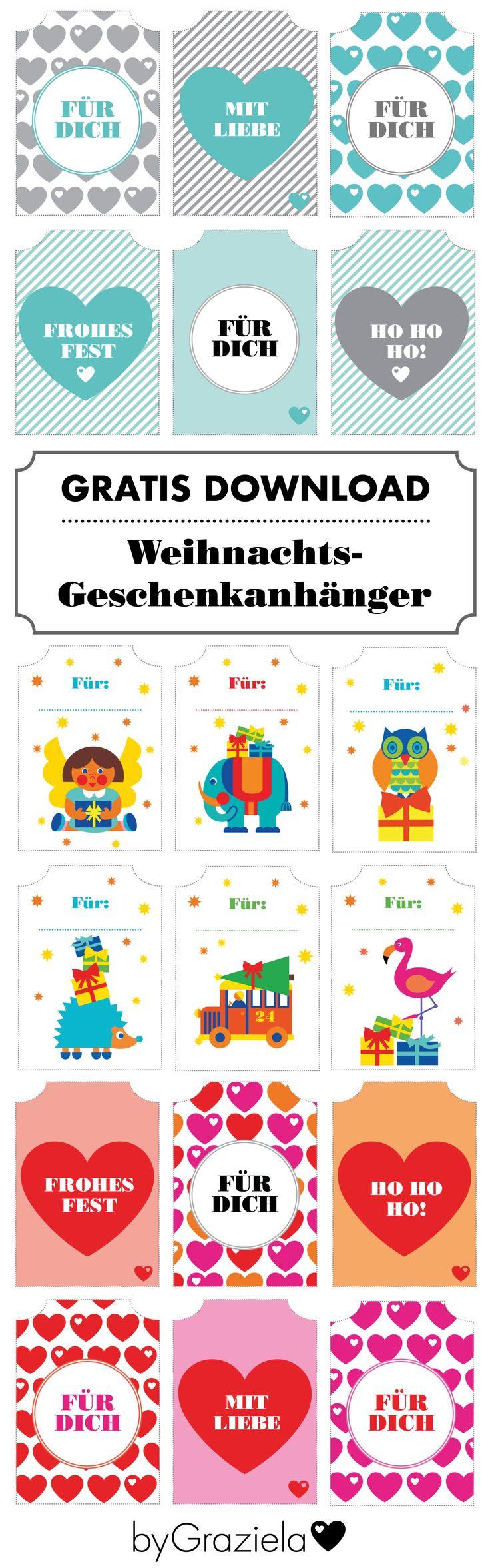 16 best Kostenlose Vorlagen zum Ausdrucken / Printables deutsch ...