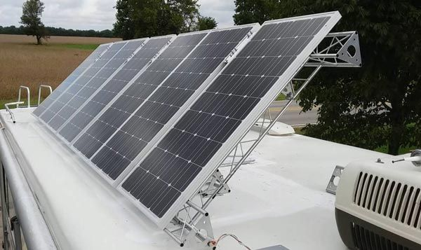 35 Best Portable Solar Panels Rv Instalation Solar Power Is Fantastic And I Am Really Attempting To Wor Solar Panels Portable Solar Panels Best Solar Panels