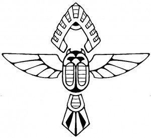 Anhk Scarab tattoo - http://yian-ho.com/anhk-scarab-tattoo/