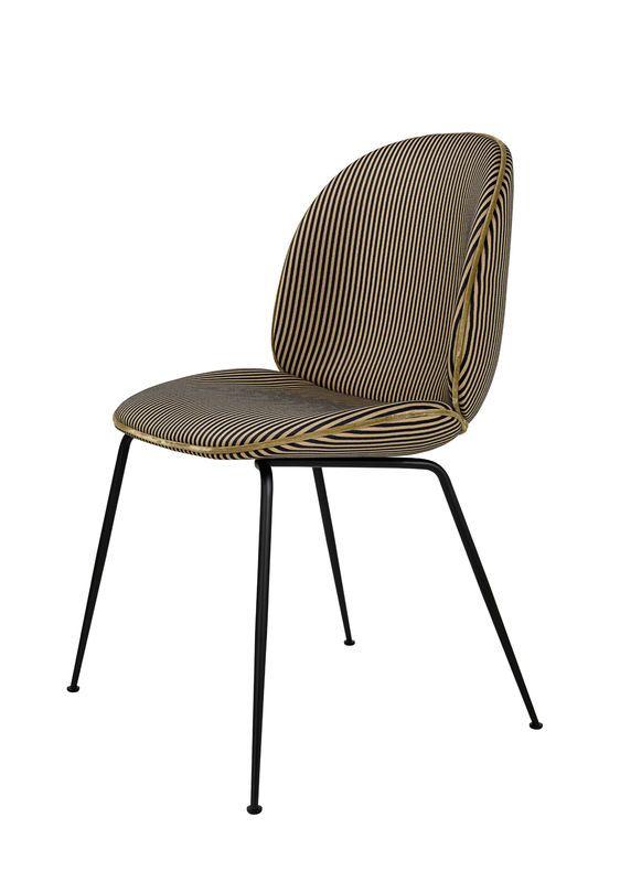 gubi gamfratesi beetle dining chair gubi chairs. Black Bedroom Furniture Sets. Home Design Ideas