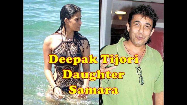 Deepak Tijori's Daughter Samara  HOT in Bikini & Glamorous video