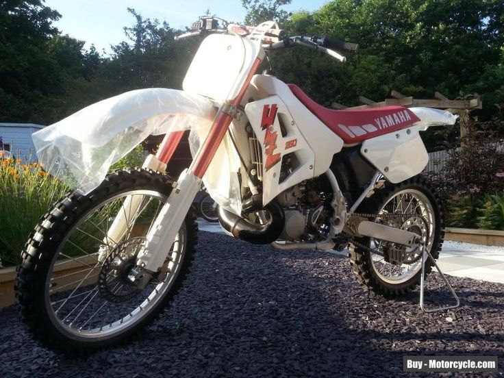 Yamaha YZ 250 1990 EVO Motocross Bike. Unrestored and original  #yamaha #yz #forsale #unitedkingdom