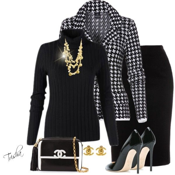 Suit by pkoff on Polyvore featuring Cerasella Milano, Chanel, Prada and Ashiana