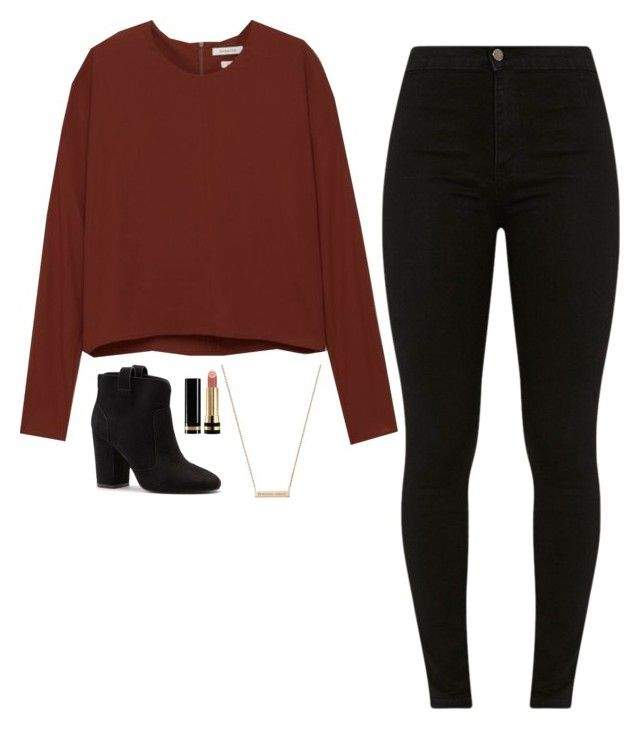 Iris West Inspired Outfit by daniellakresovic on Polyvore featuring polyvore fashion style Sole Society Michael Kors Gucci clothing